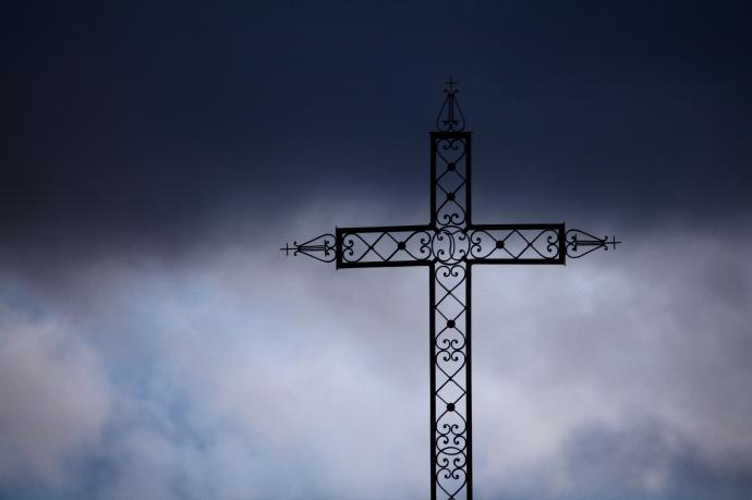 forgc3a9e croix forgée EMGLOB