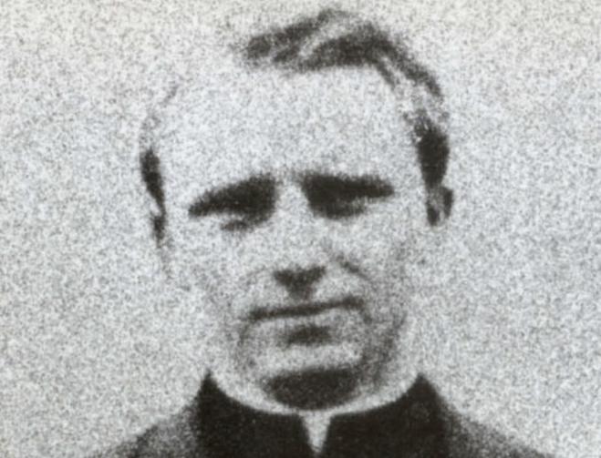 L'abbe Franz Stock